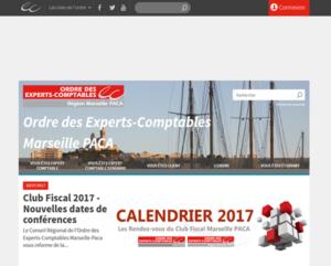 Alexandre Benabed - Expert Comptable à Marseille -Conseil régional PACA de l'ordre des experts-comptables